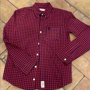 Abercrombie Boys Dress Shirt 13/14